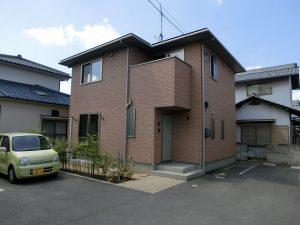 JR大安寺駅から徒歩10分圏内の一戸建て賃貸住宅です☆