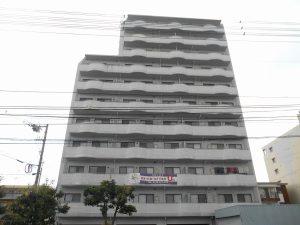 岡山市北区東古松 アンシャンテ☆リボーン!!!