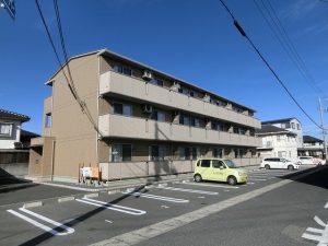 岡山市南区新保の築浅賃貸アパートのご紹介!