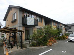 岡山市南区新保の賃貸アパートのご紹介!