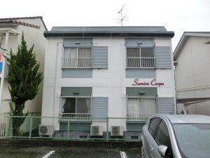 岡山市北区津島の賃貸アパートのご紹介!