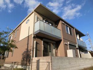 岡山市南区妹尾のオール電化アパートのご紹介!