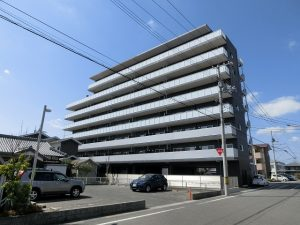 JR山陽本線/北長瀬駅から徒歩5分の賃貸マンション!