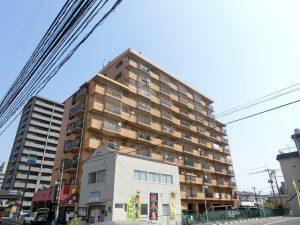 オール電化の10階建てマンションです!