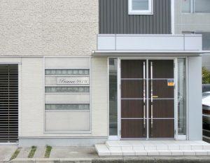 岡山市北区今8丁目の1LDK賃貸マンション!