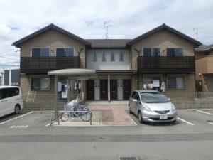 岡山市南区駐車場2台込み2LDK