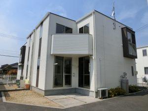 岡山市北区中仙道の一戸建て賃貸住宅です☆