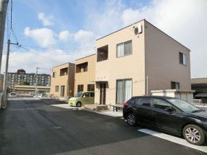 三勲小学区の一戸建て賃貸住宅です☆