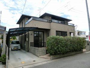 津島小学区の一戸建て注文住宅です★