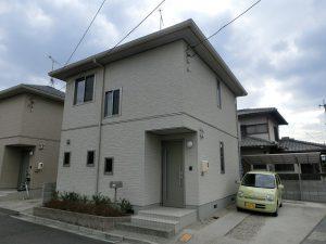 三勲小学区の一戸建て賃貸住宅です★