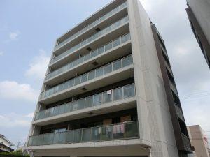 岡山市北区今3丁目の賃貸マンションです☆