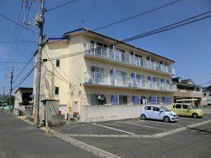 桜マンション 206号室