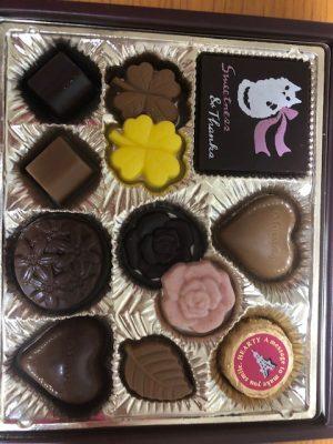 チョコレートディスコ