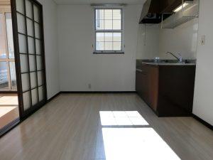ニューハウン A棟 102号室