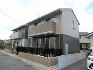 福浜小学区の一戸建て賃貸住宅☆