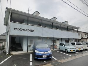 新・管理物件☆ 南区福泊の2DKアパート!!