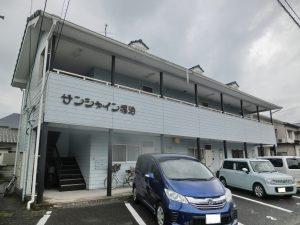 岡山市中区の便利なカウンター付き2DK!