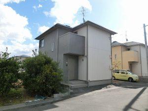 岡山市南区豊浜の一戸建て賃貸住宅です☆