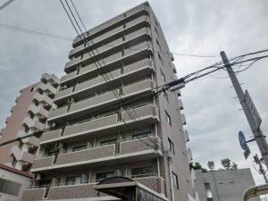北区内山下の10階建てマンション!!