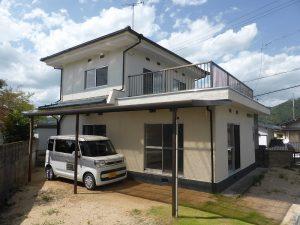 岡山市北区平山の再生住宅☆