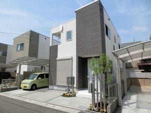 南輝小学区の一戸建て賃貸住宅です☆